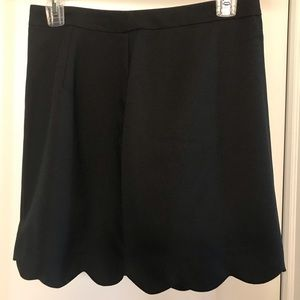 Medium Black Skirt
